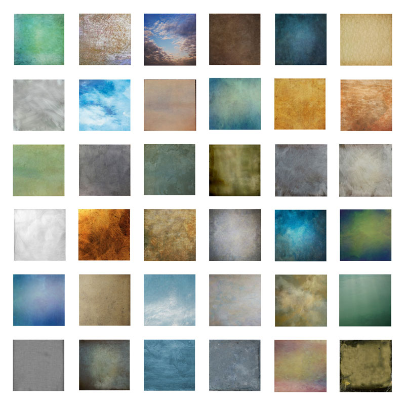 Flypaper Summer Painterly Photographic Textures