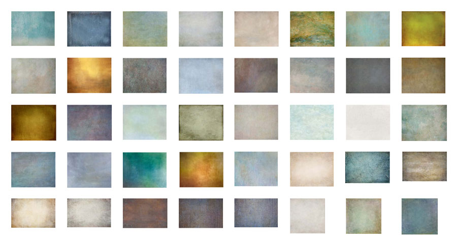 August Painterly Photographic Textures