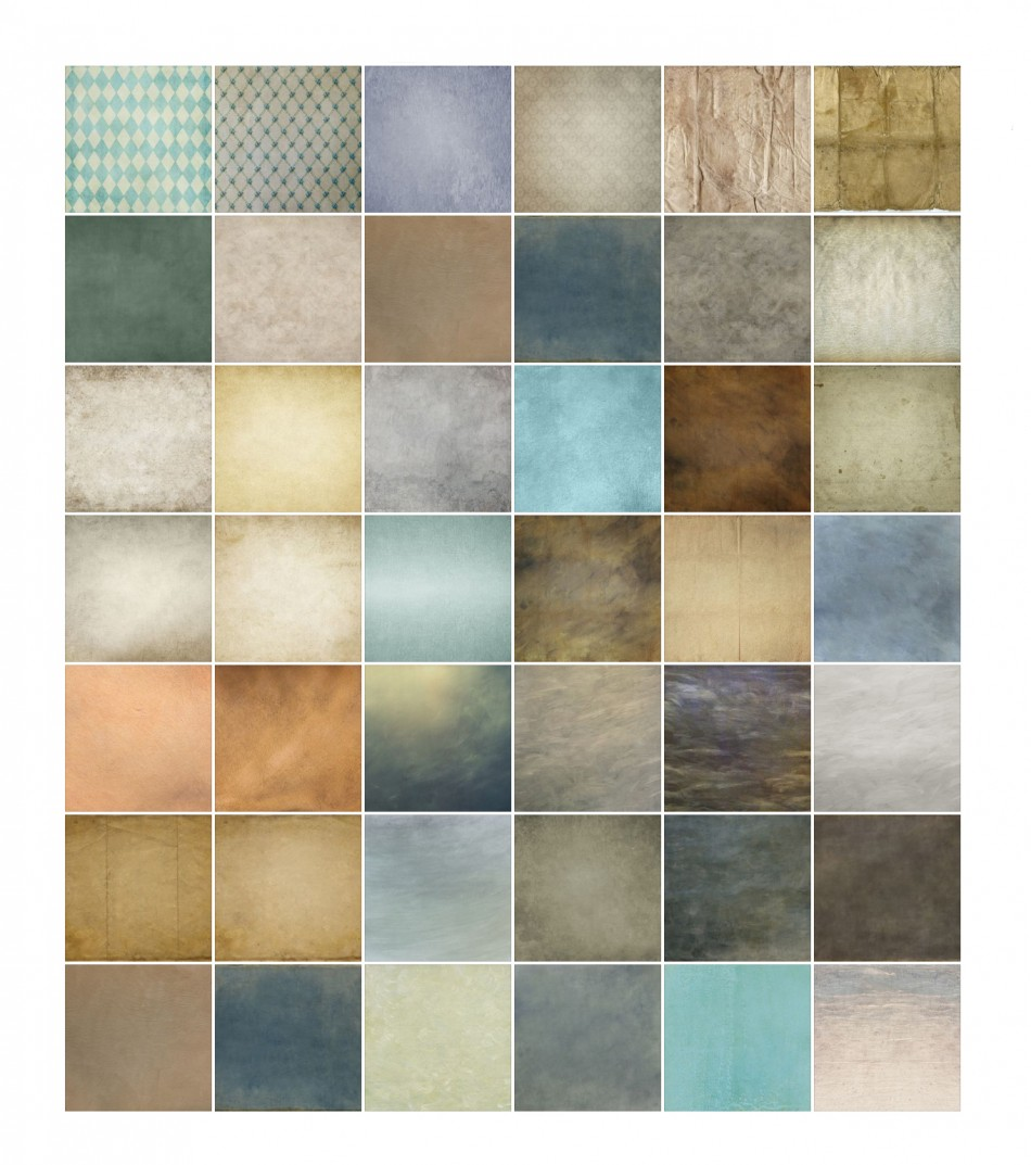 mosiac for paper painterly
